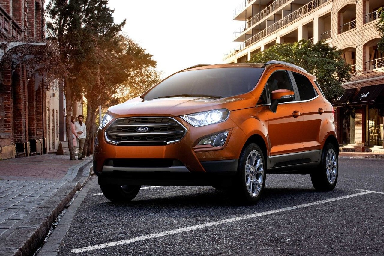 New ford ecosport on sale now at bob chapman ford