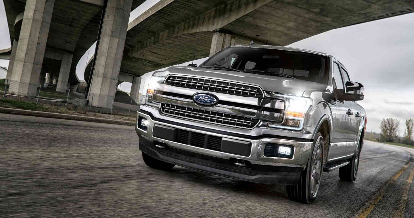 New Ford F  On Sale Now At Lasco Ford In Fenton Mi