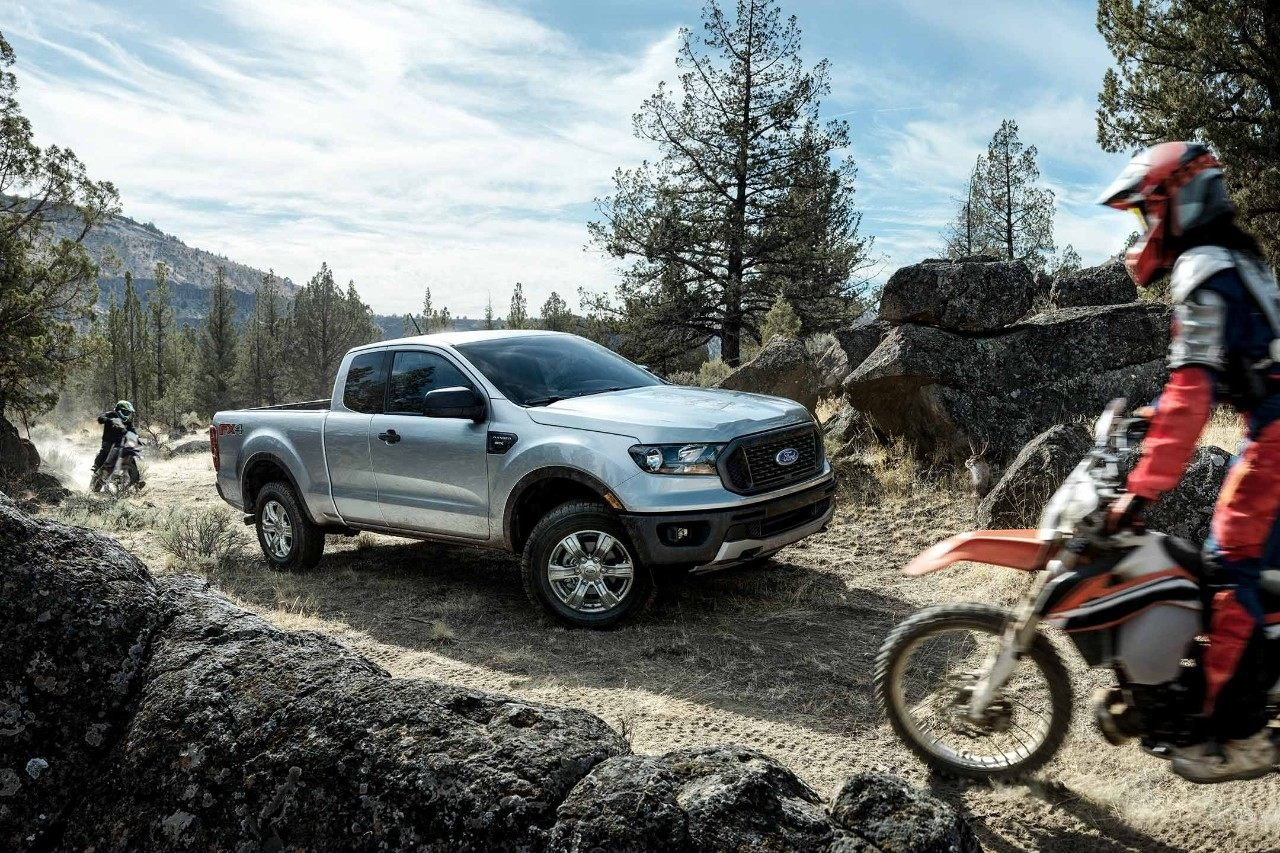 New ford ranger on sale now at brewster ford