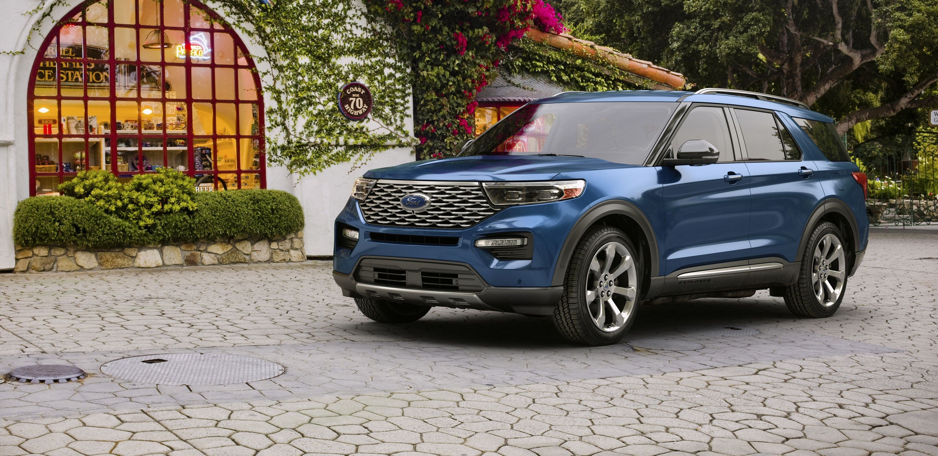 Ford Lease Deals Ct >> New Ford Explorer