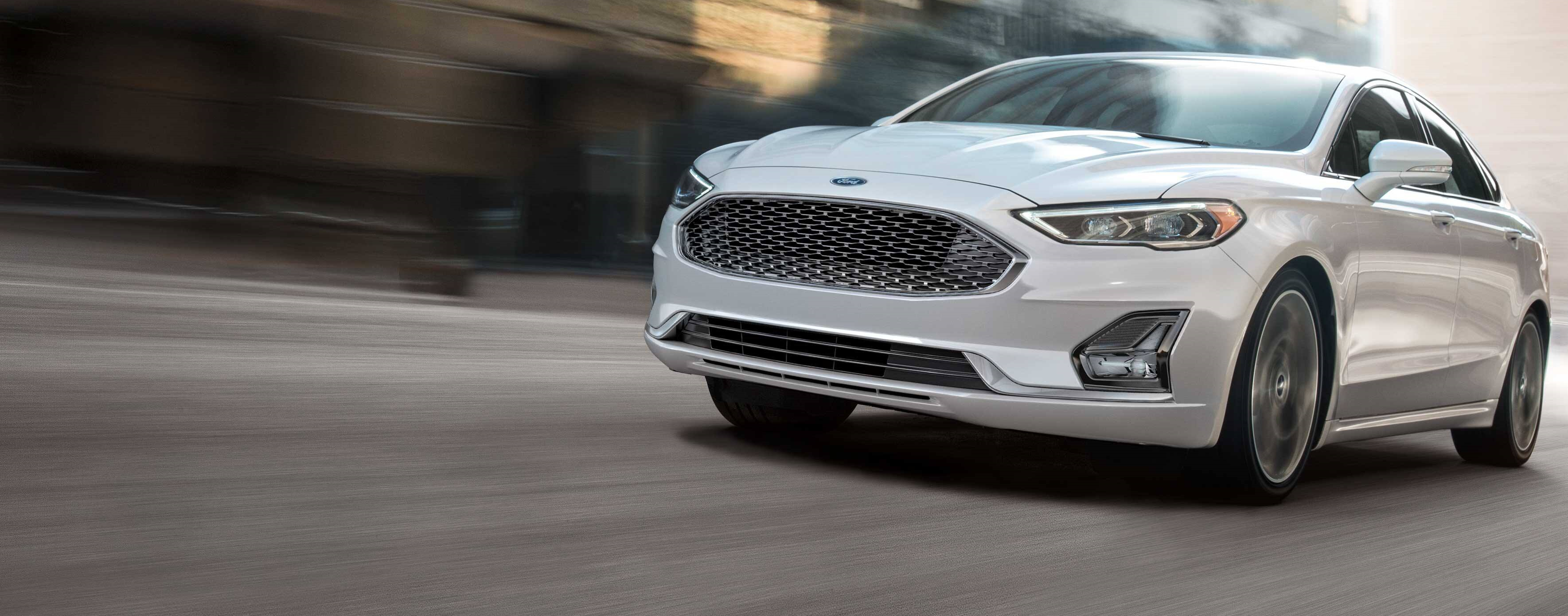 Ford Lease Deals >> New Ford Fusion