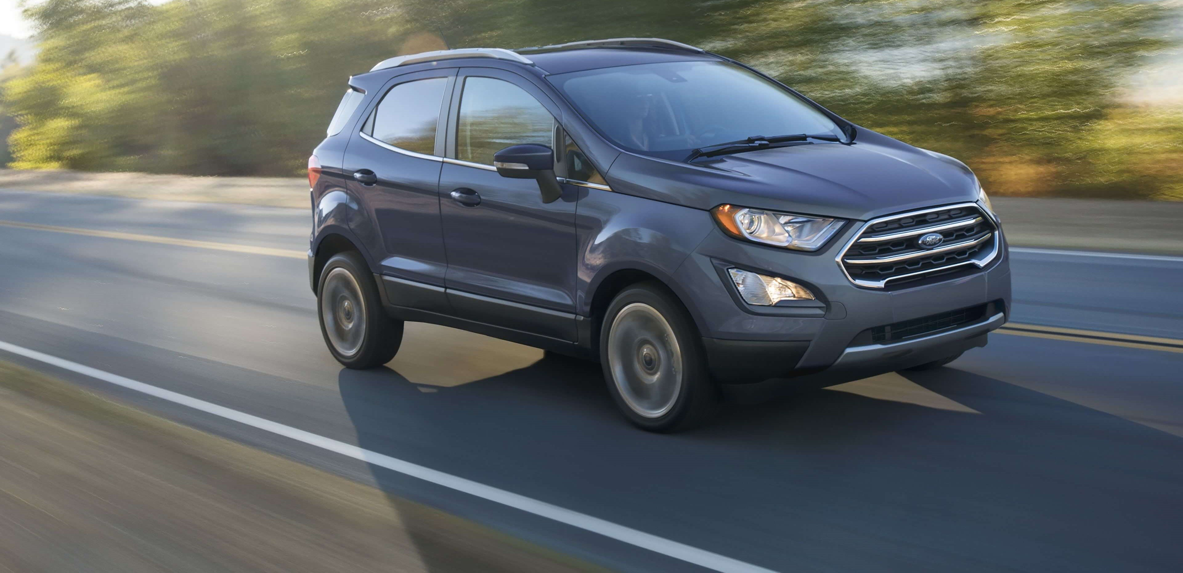 Ford EcoSport Lease Deals & Offers - Brewster NY