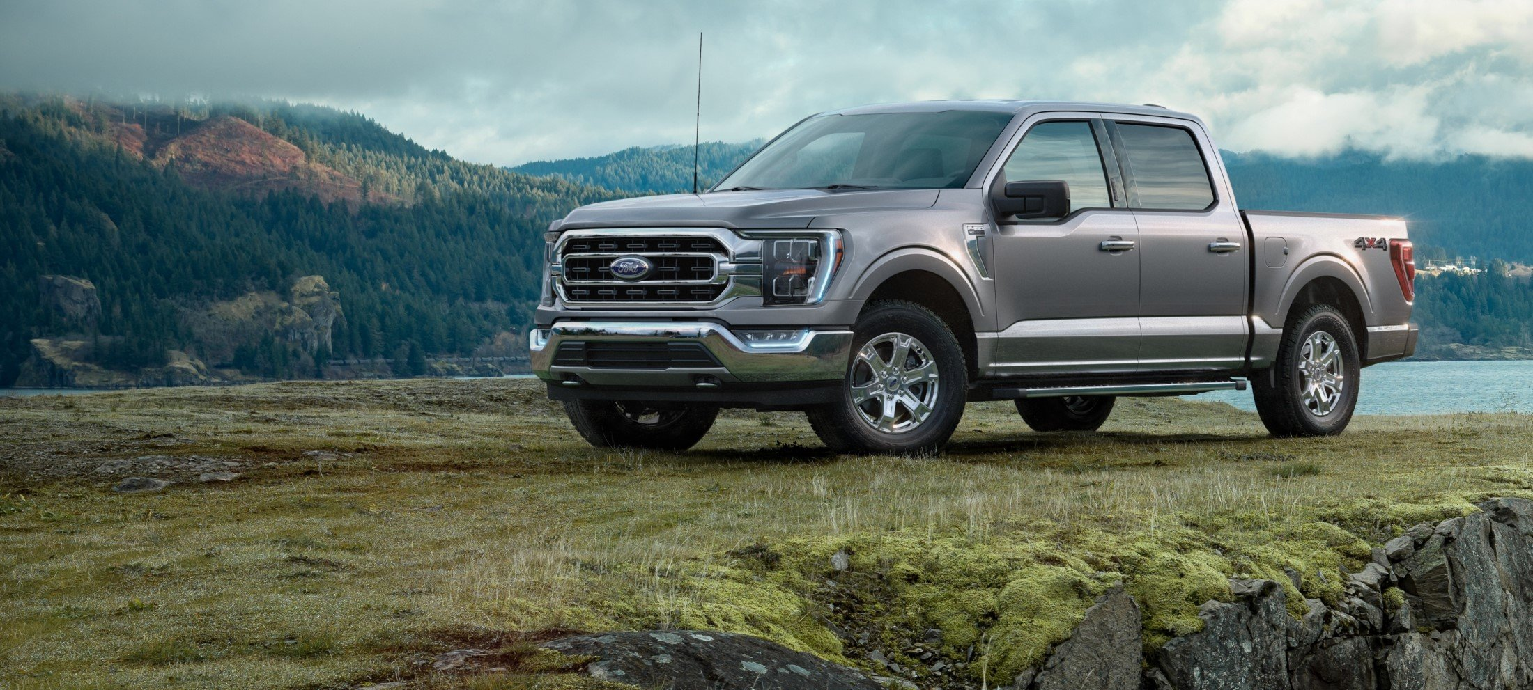 Ford F 150 Lease Deals Incentives Marysville Oh
