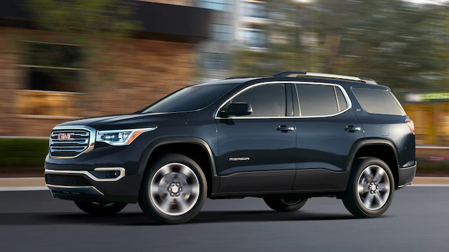 Gmc Acadia Lease >> New Gmc Acadia