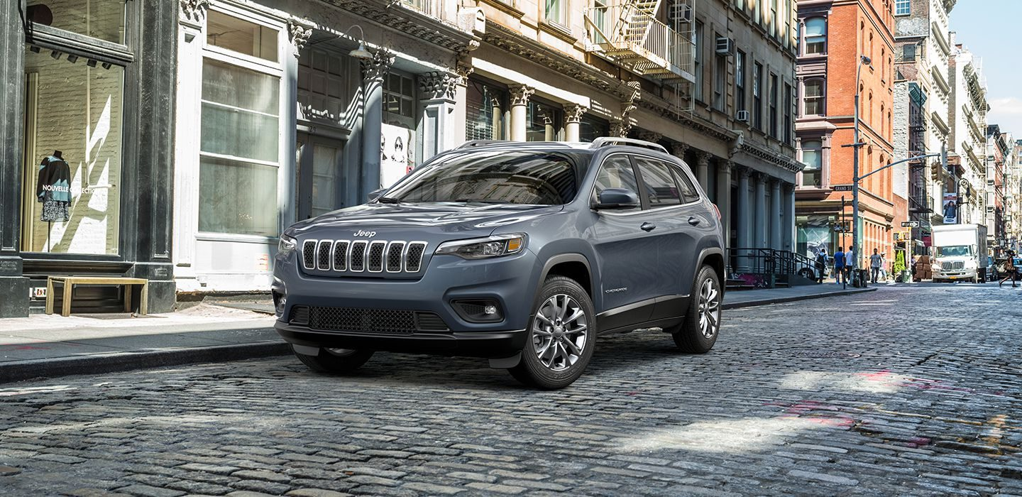 Jeep® Cherokee Lease Deals & Offers - Westchester NY
