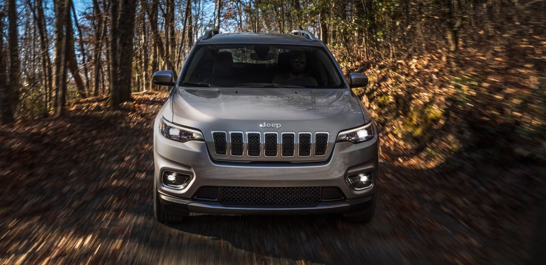 New Jeep Cherokee Exterior image 1