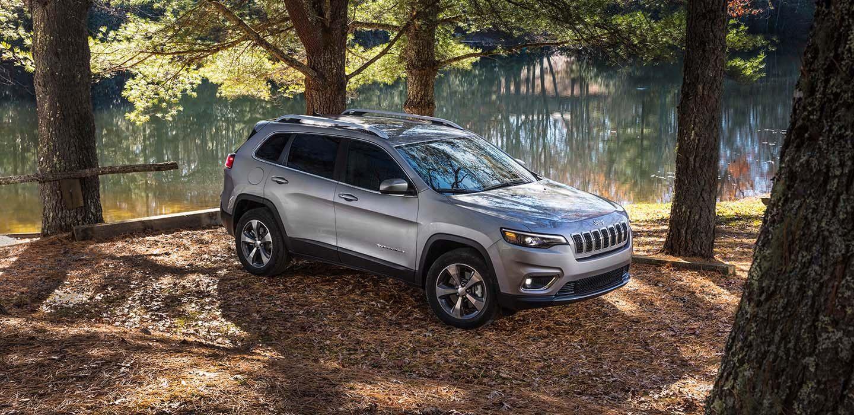 New Jeep Cherokee Exterior image 2