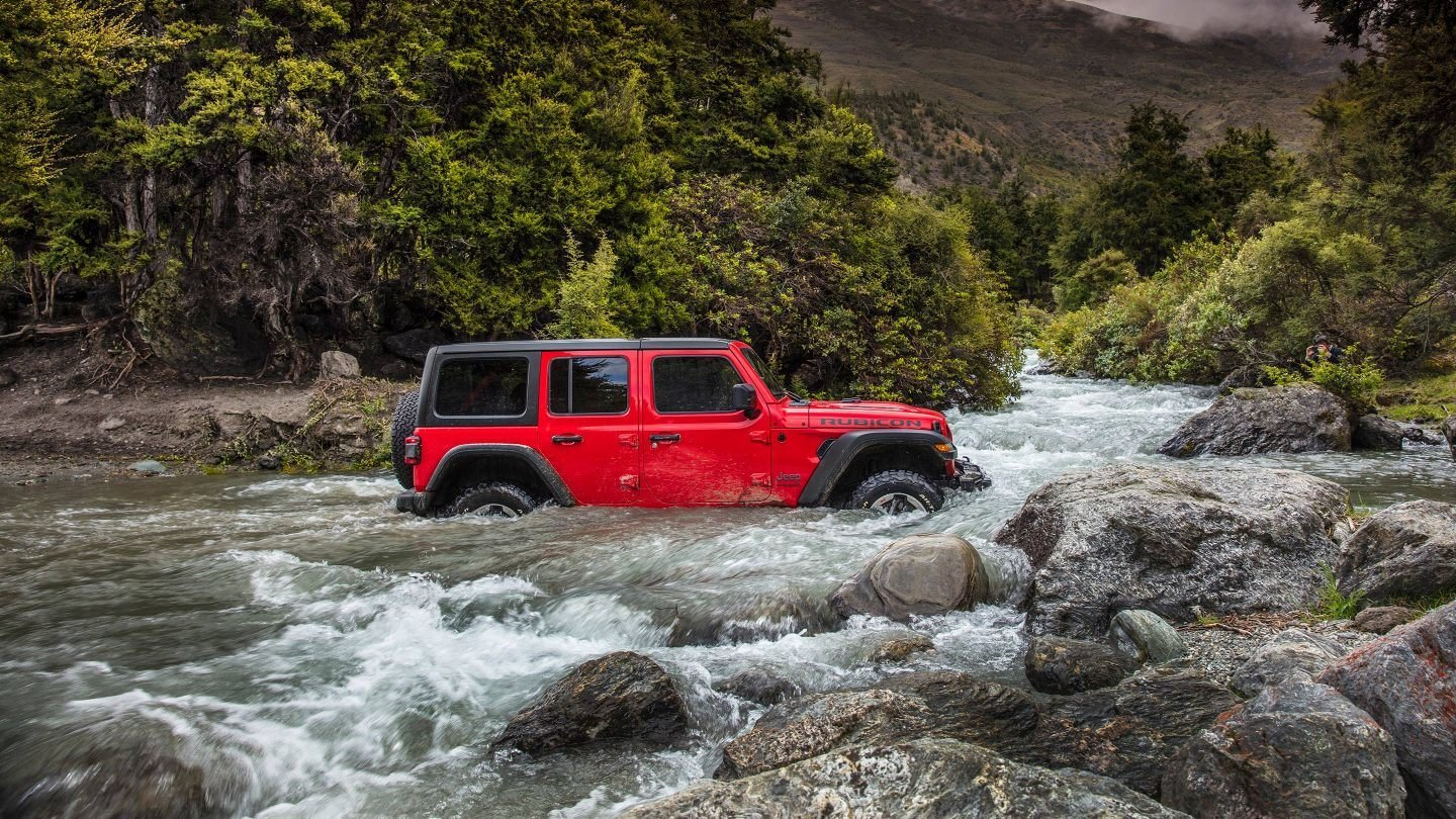 New Jeep Wrangler Unlimited Offers Tallahassee FL