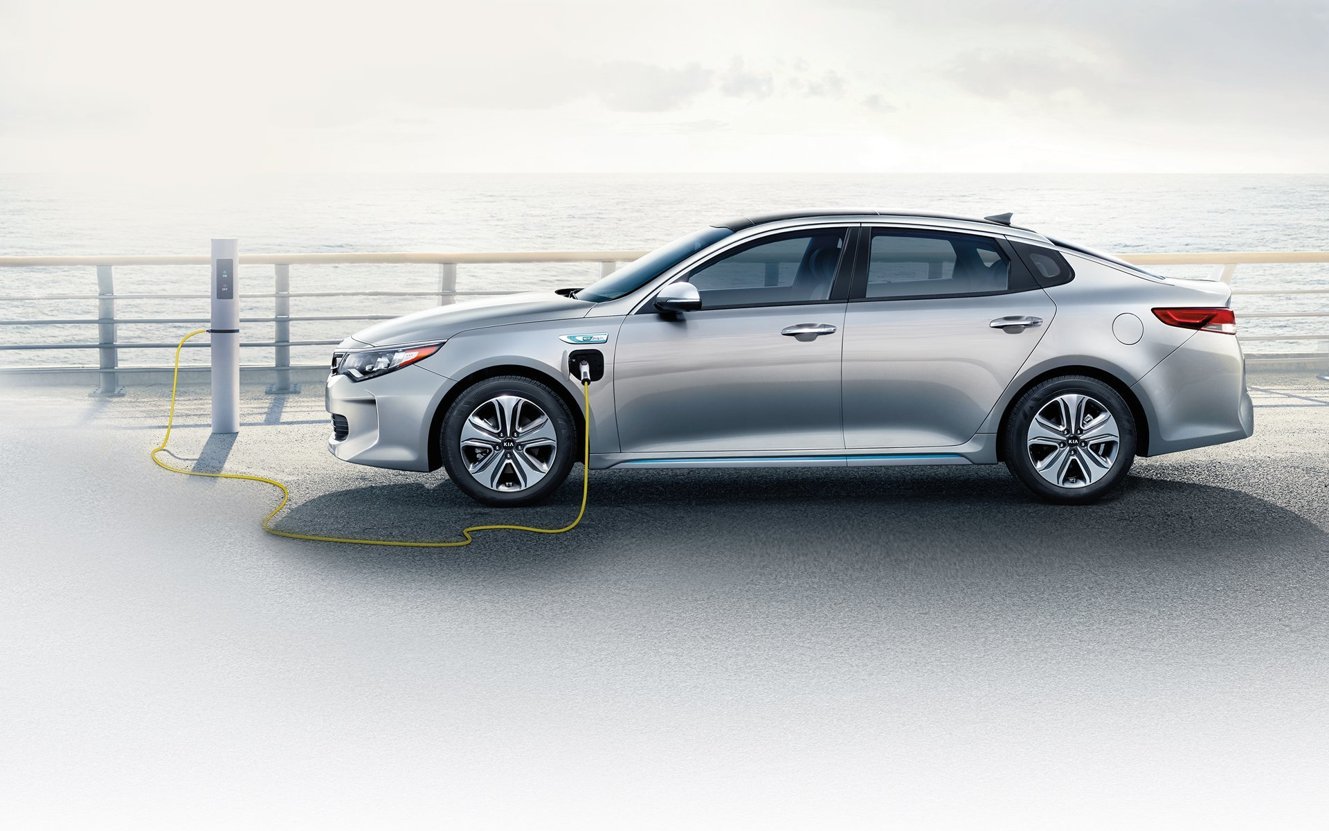 New Kia Optima Plug In Hybrid On Sale At Ricart Kia