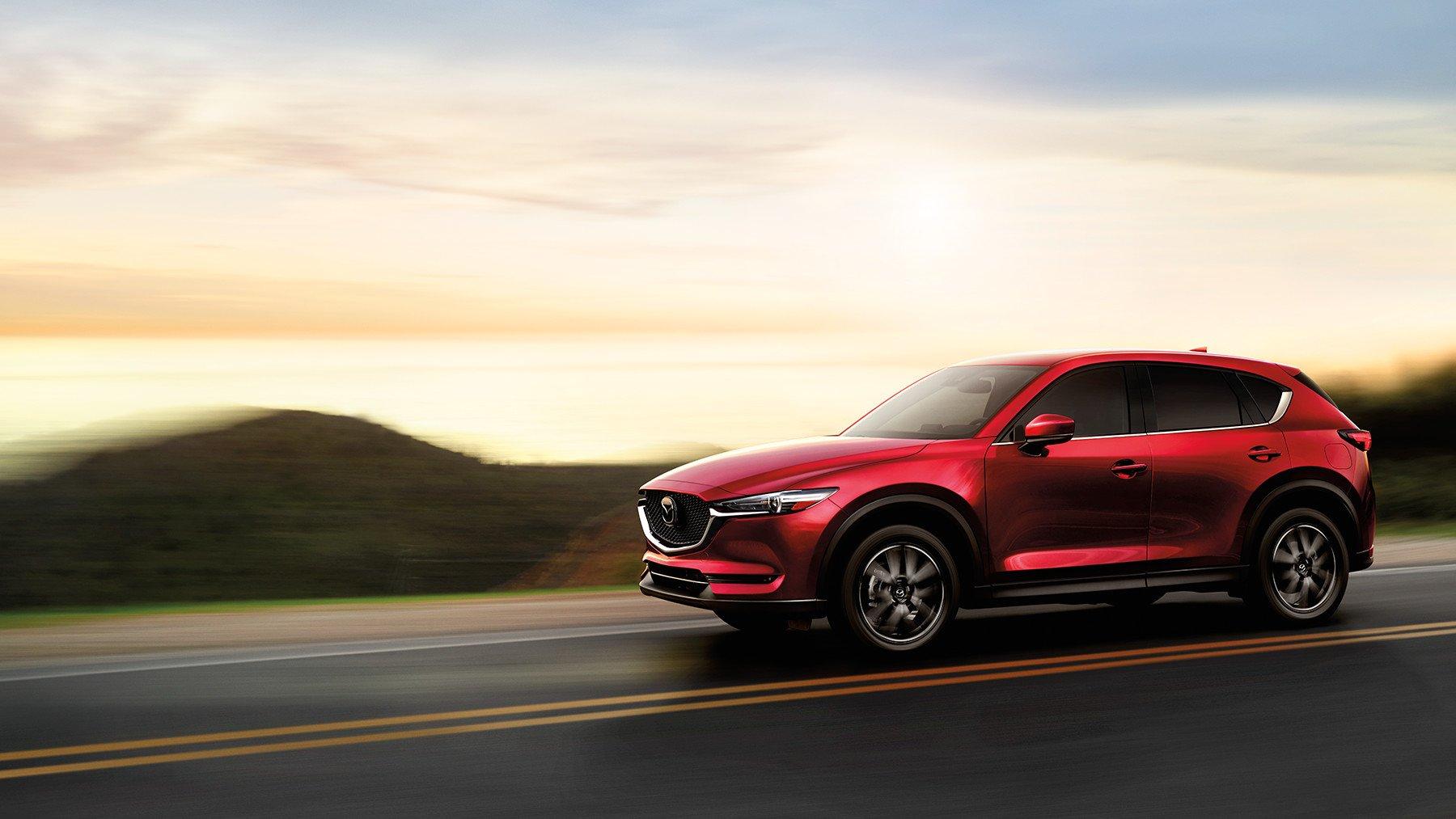 New Mazda CX 5 Exterior Features