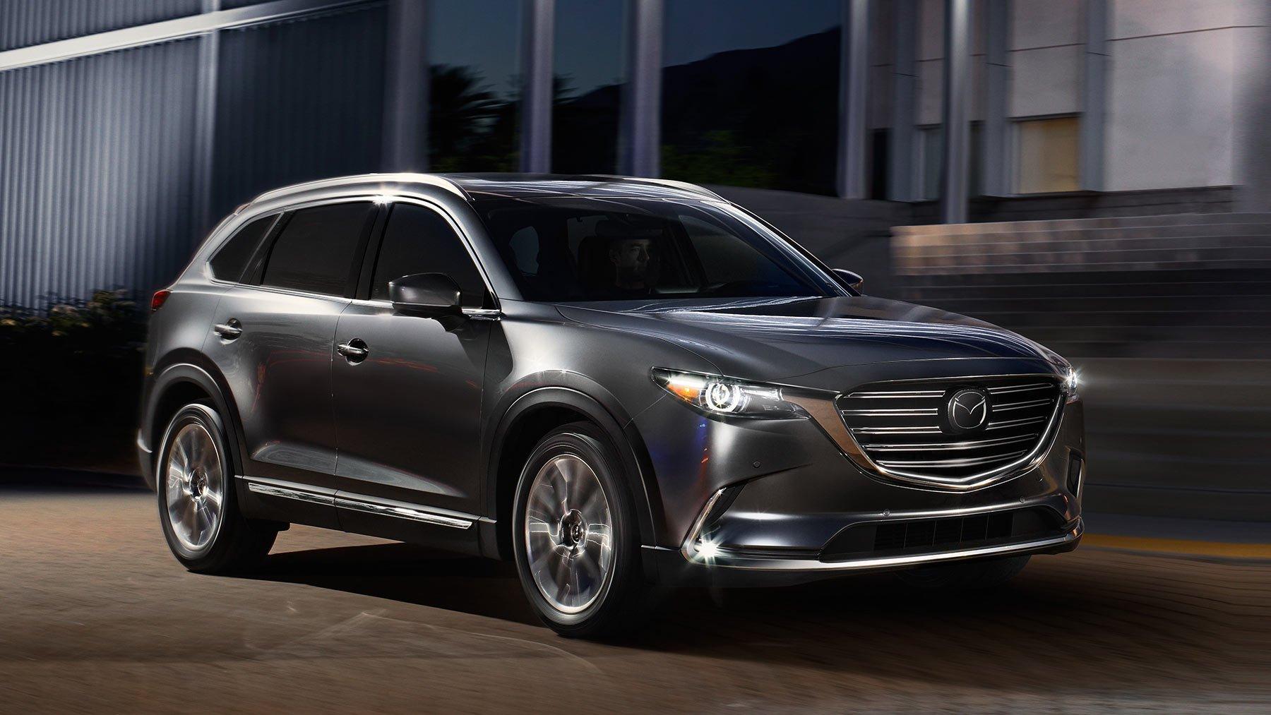 New Mazda CX 9 Exterior Features