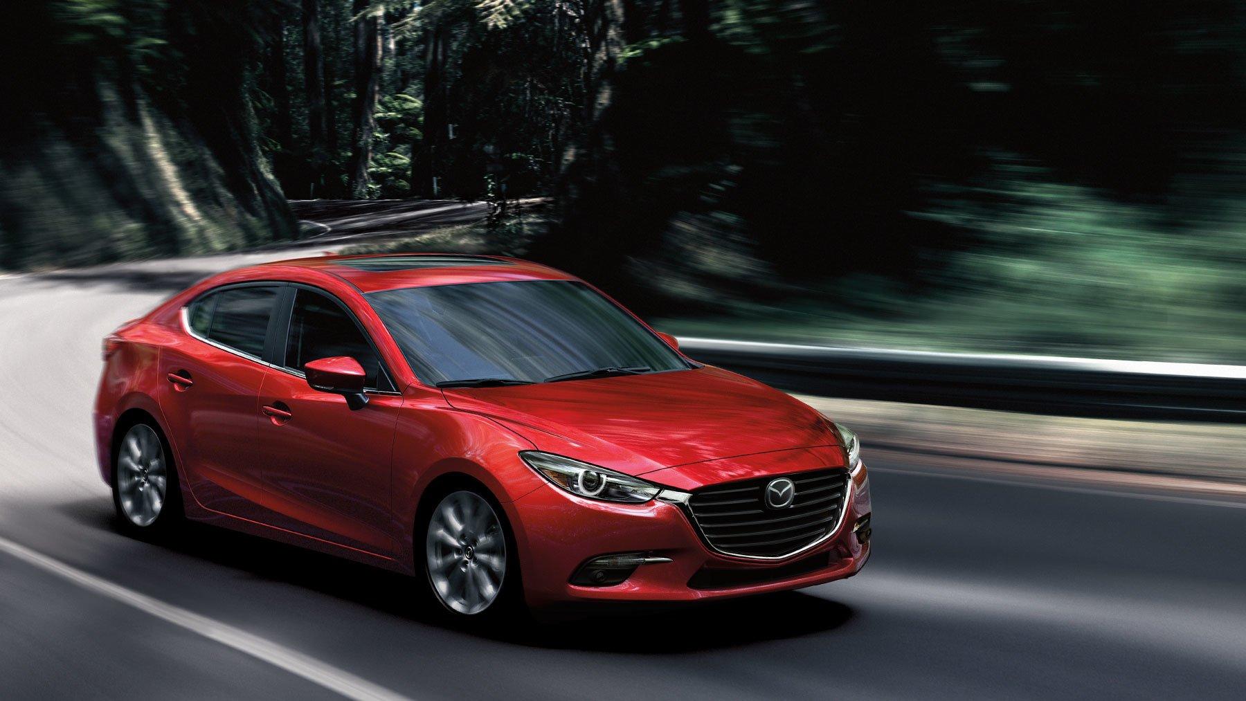 New Mazda MAZDA3 Exterior Features