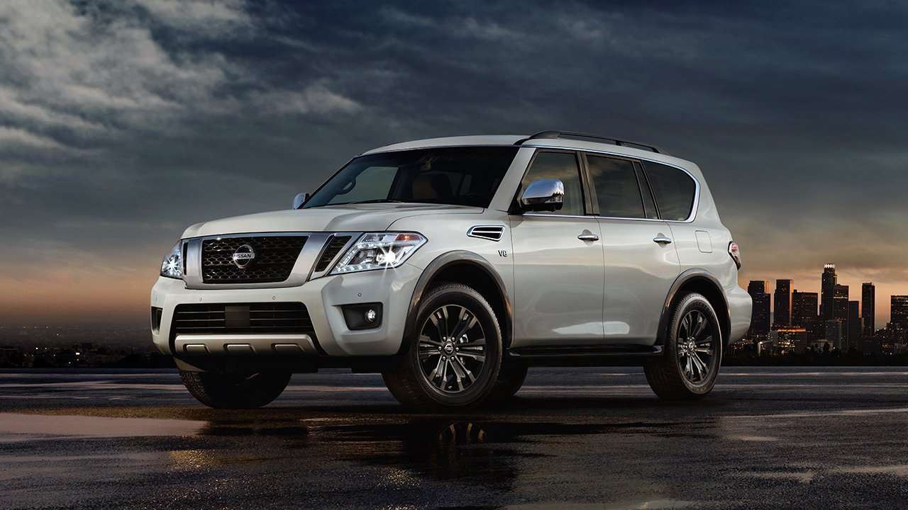 New Nissan Armada On Sale At Hoselton Auto Mall In NY