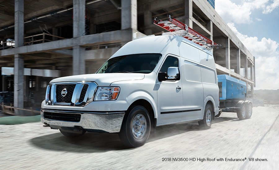 Nissan® NV Lease Specials & Offers in Cicero NY