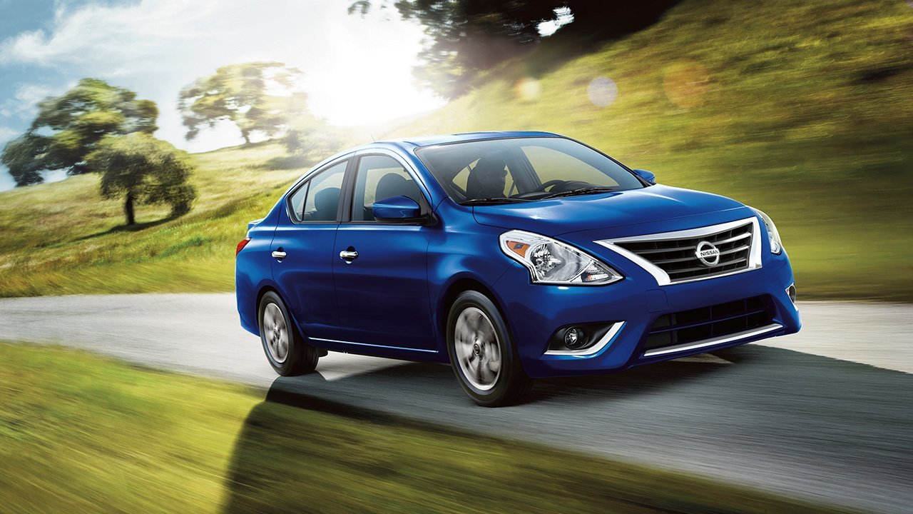 New Nissan Versa For Sale East Rochester NY
