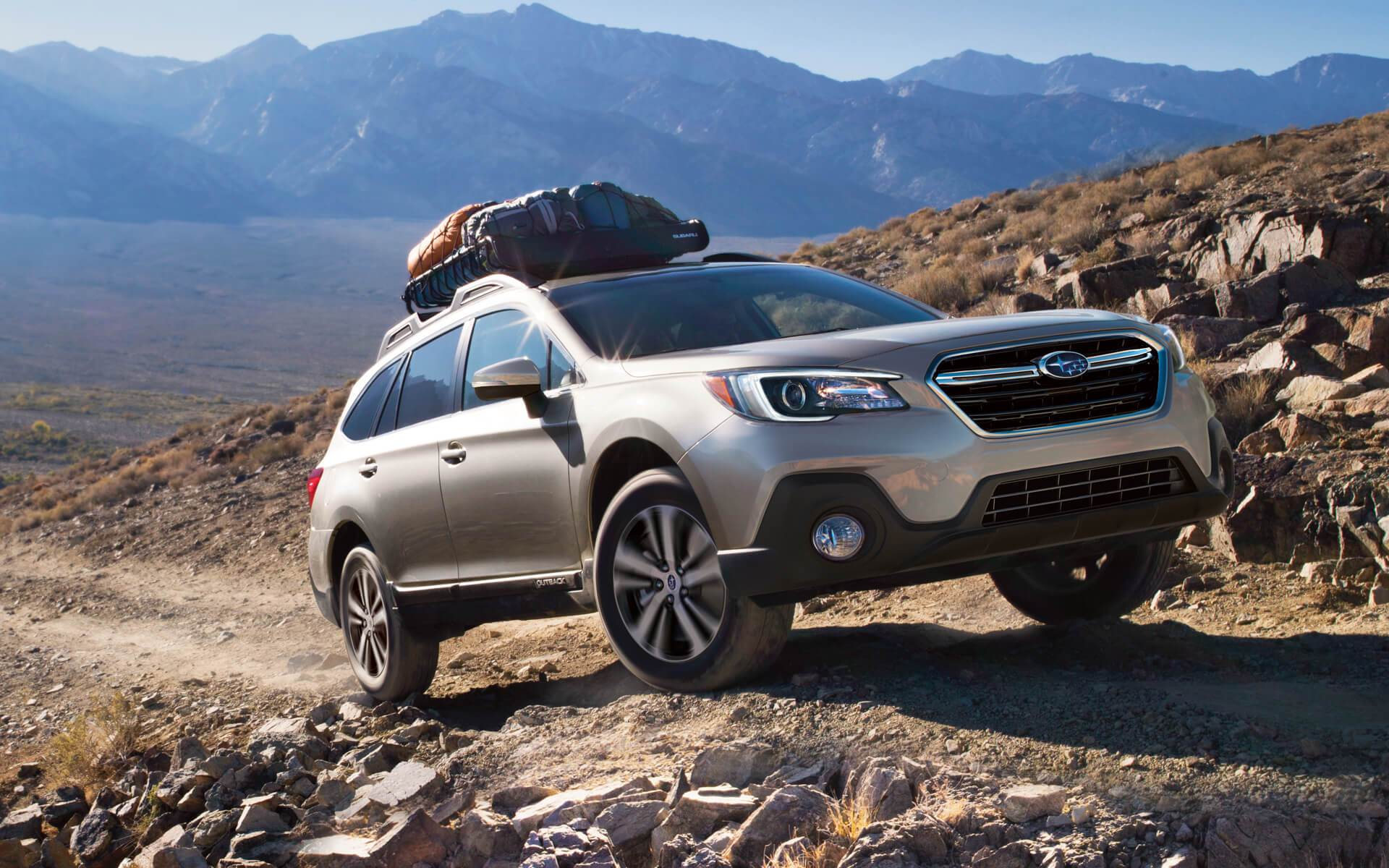 Browse Our Current Subaru® Outback Lease Deals & Finance