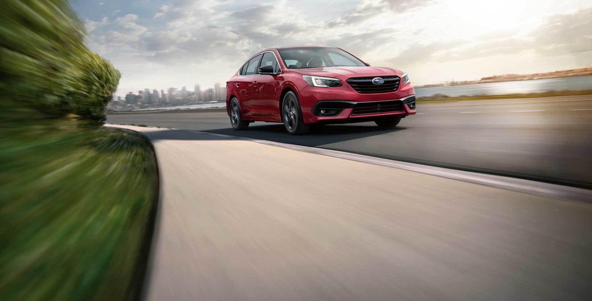 New Motors Subaru Erie Pa >> New Subaru Legacy