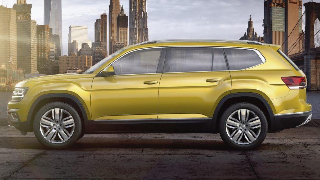 Vw Atlas Lease >> New Volkswagen Atlas Lease And Finance Offers South Jordan Ut