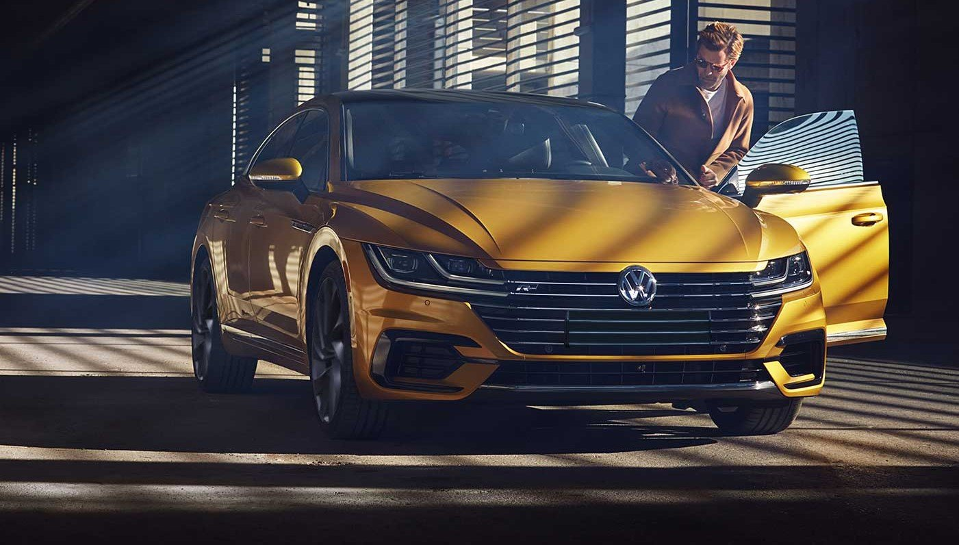 VW New Car Offers from an Approved Dealer