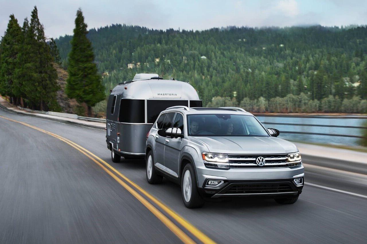 VW® Atlas Lease Offers & Prices - Olathe KS