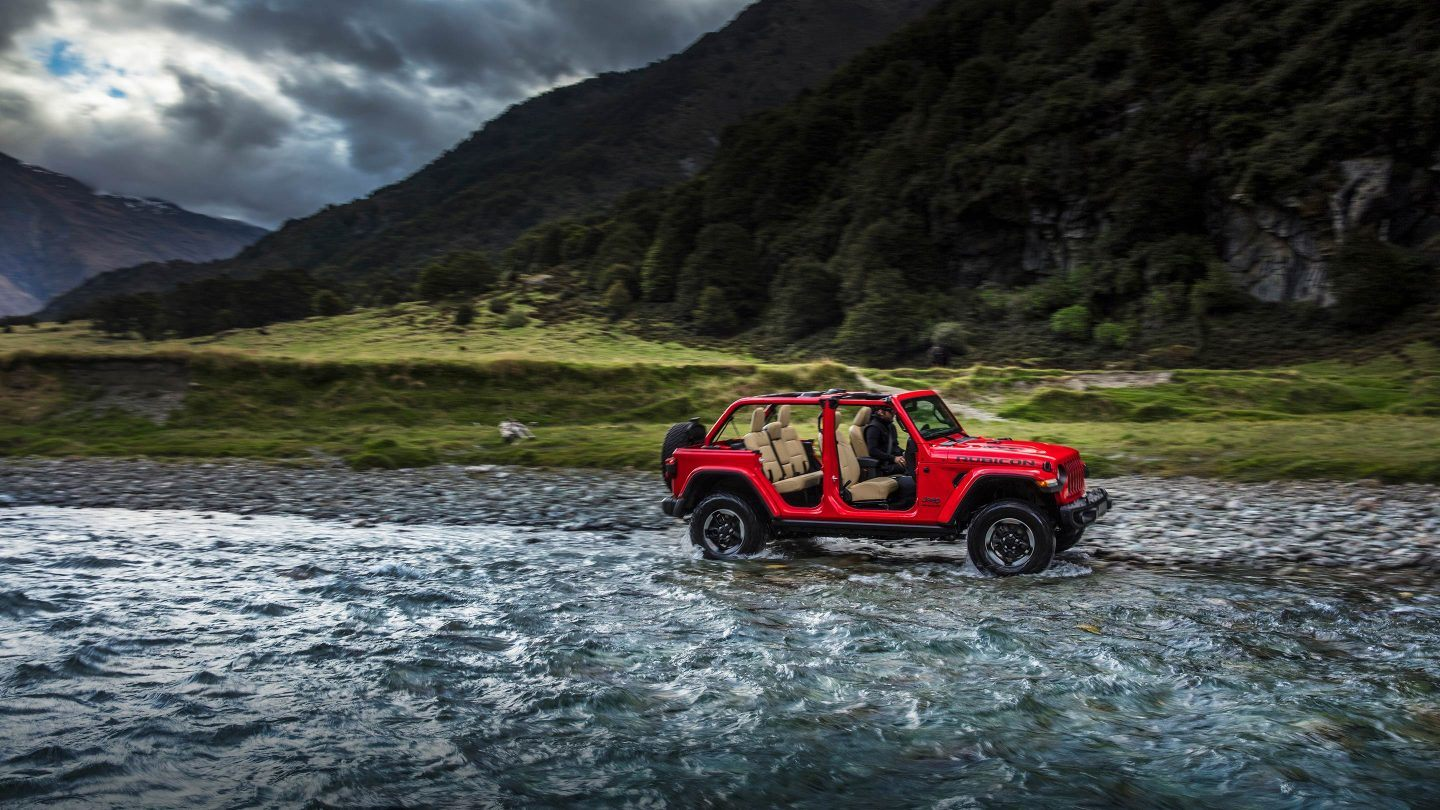 New Jeep Wrangler Unlimited Offers Roswell GA