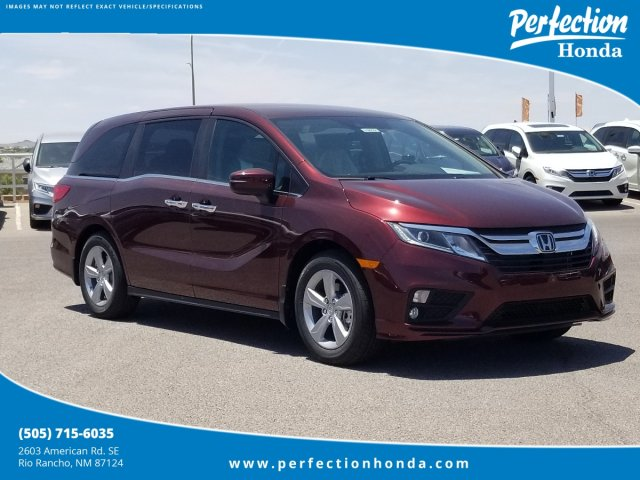 New 2019 Honda Odyssey In Rio Rancho New Mexico