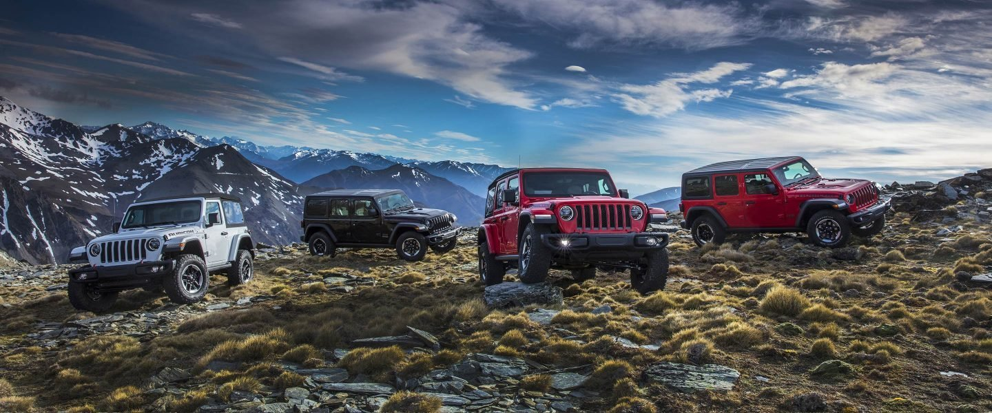 New Jeep Wrangler Offers Dayton OH