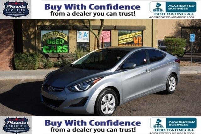 Marvelous Certified Pre Owned 2016 Hyundai Elantra In Mesa Arizona