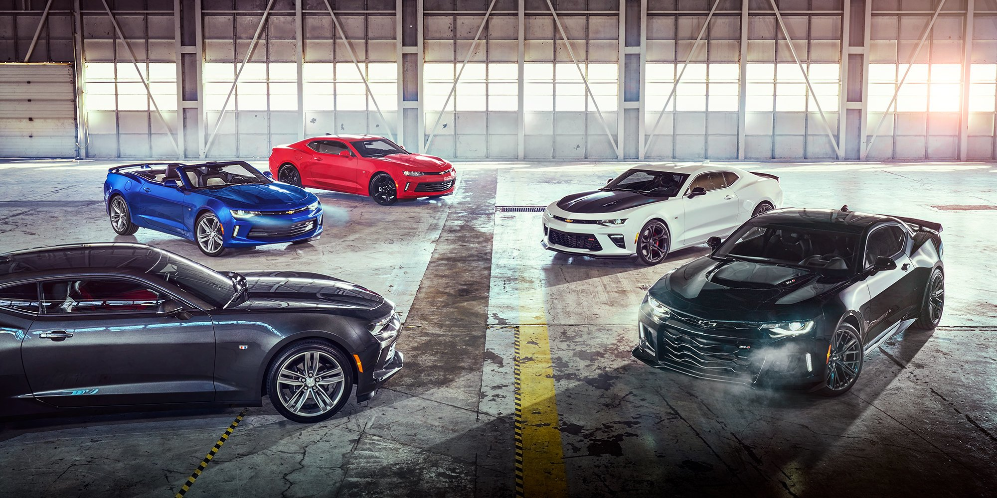 New Chevy Camaro Lease Deals and Finance Specials | Dry Ridge, KY