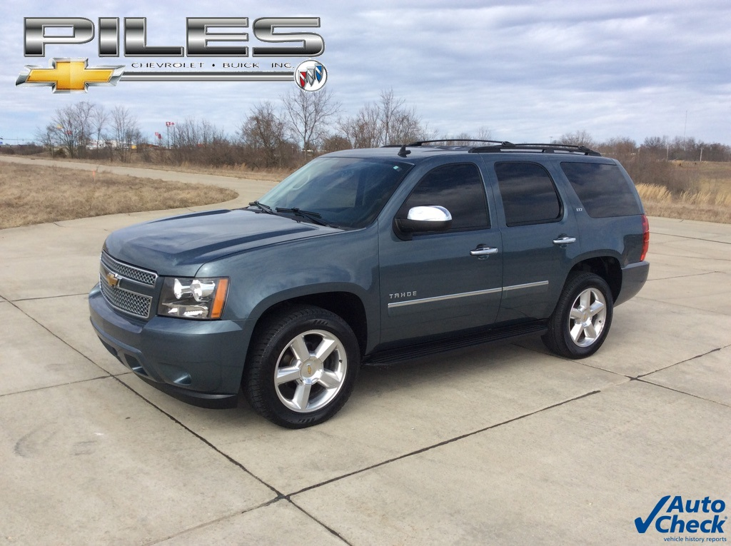 2010 chevy tahoe ltz recalls