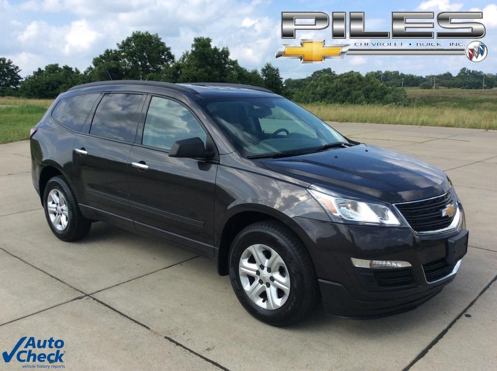 New Chevy Traverse Lease Deals and Finance Specials   Dry