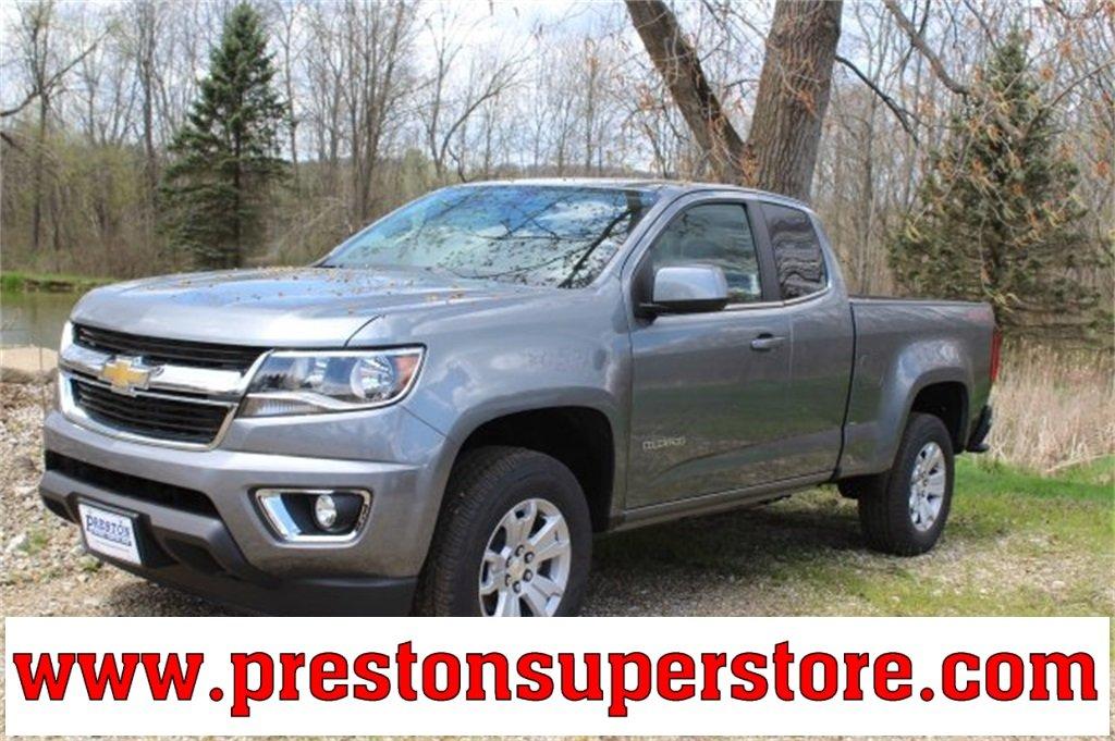 Nice New 2018 Chevrolet Colorado In Burton Ohio