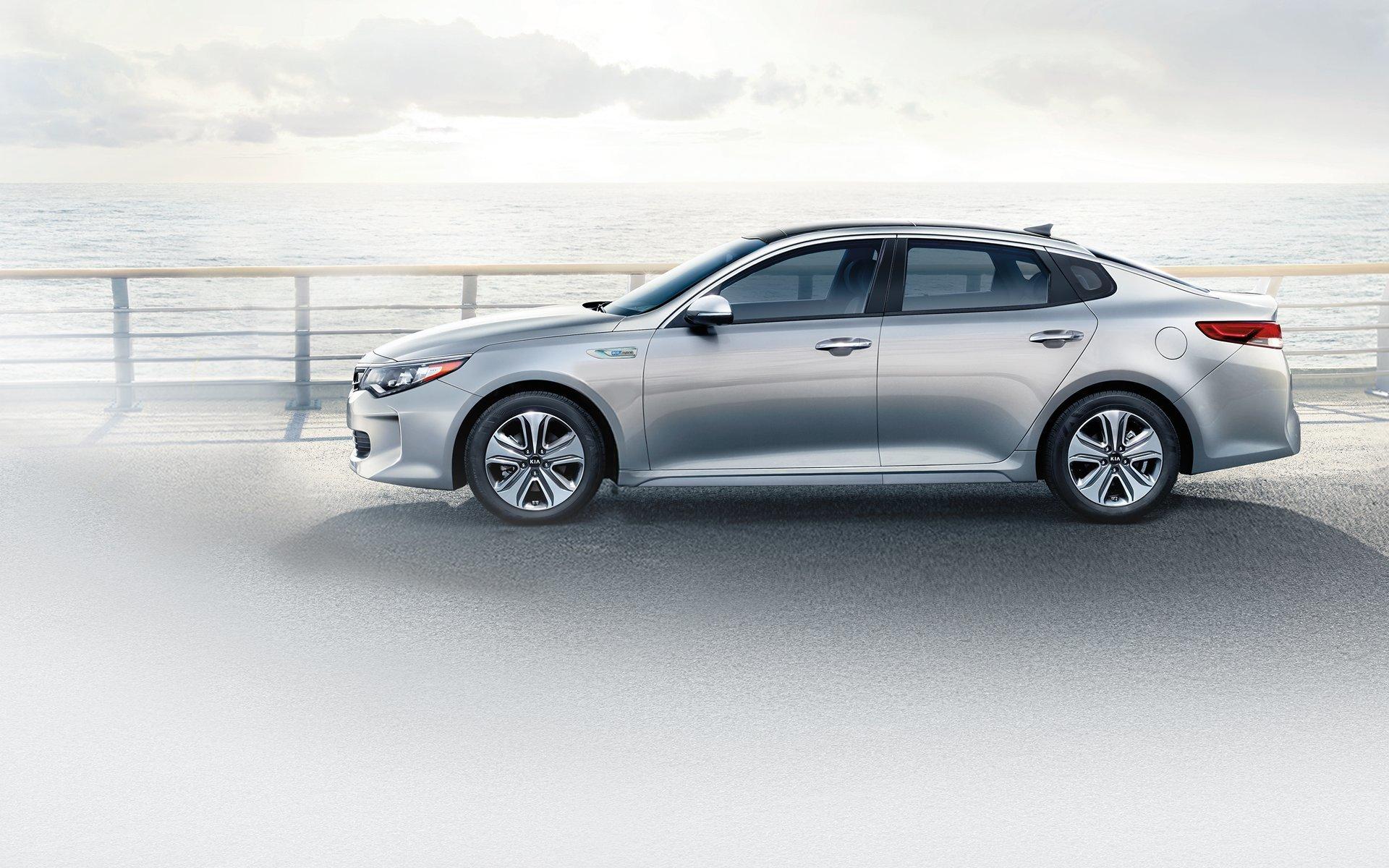 New Kia Optima Hybrid On Sale At Raceway Kia