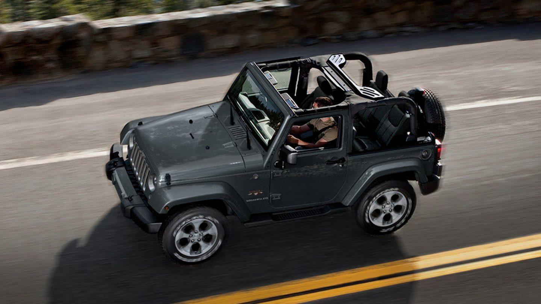 New Jeep Wrangler Exterior Image 2