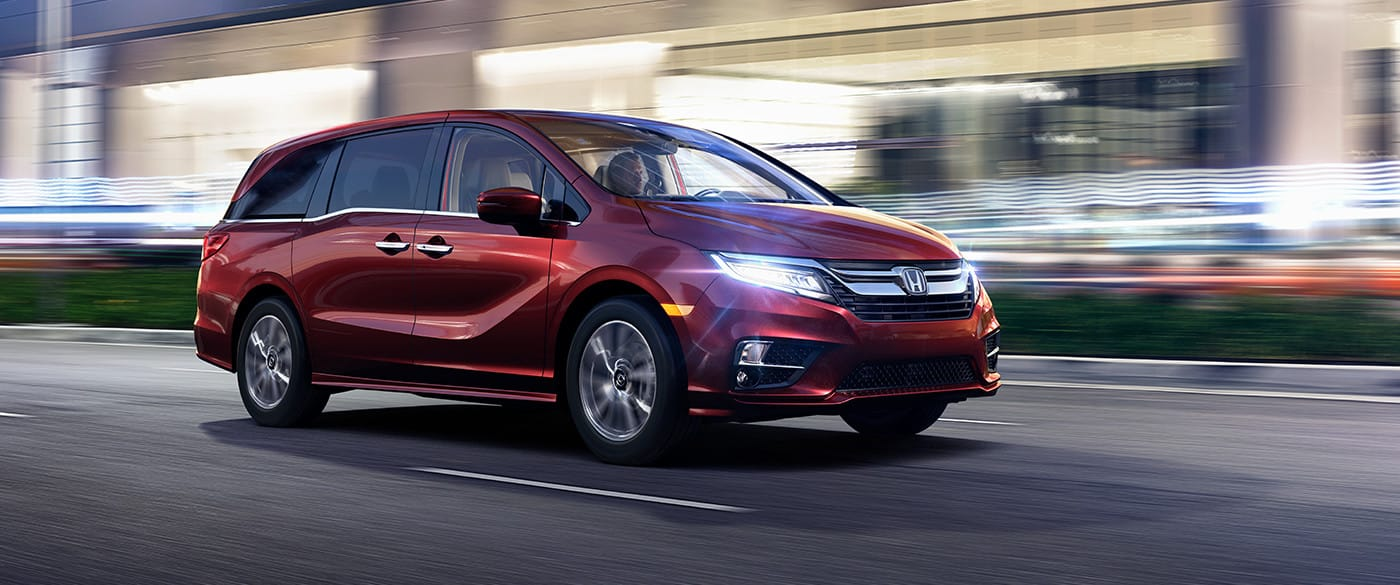 New Honda Odyssey On Sale Now At Rairdon Honda Of Marysville