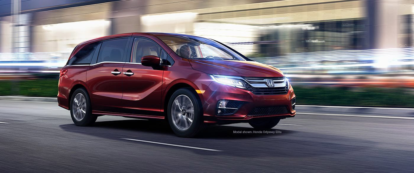 New Honda Odyssey On Sale Now At Rairdon Of Sumner