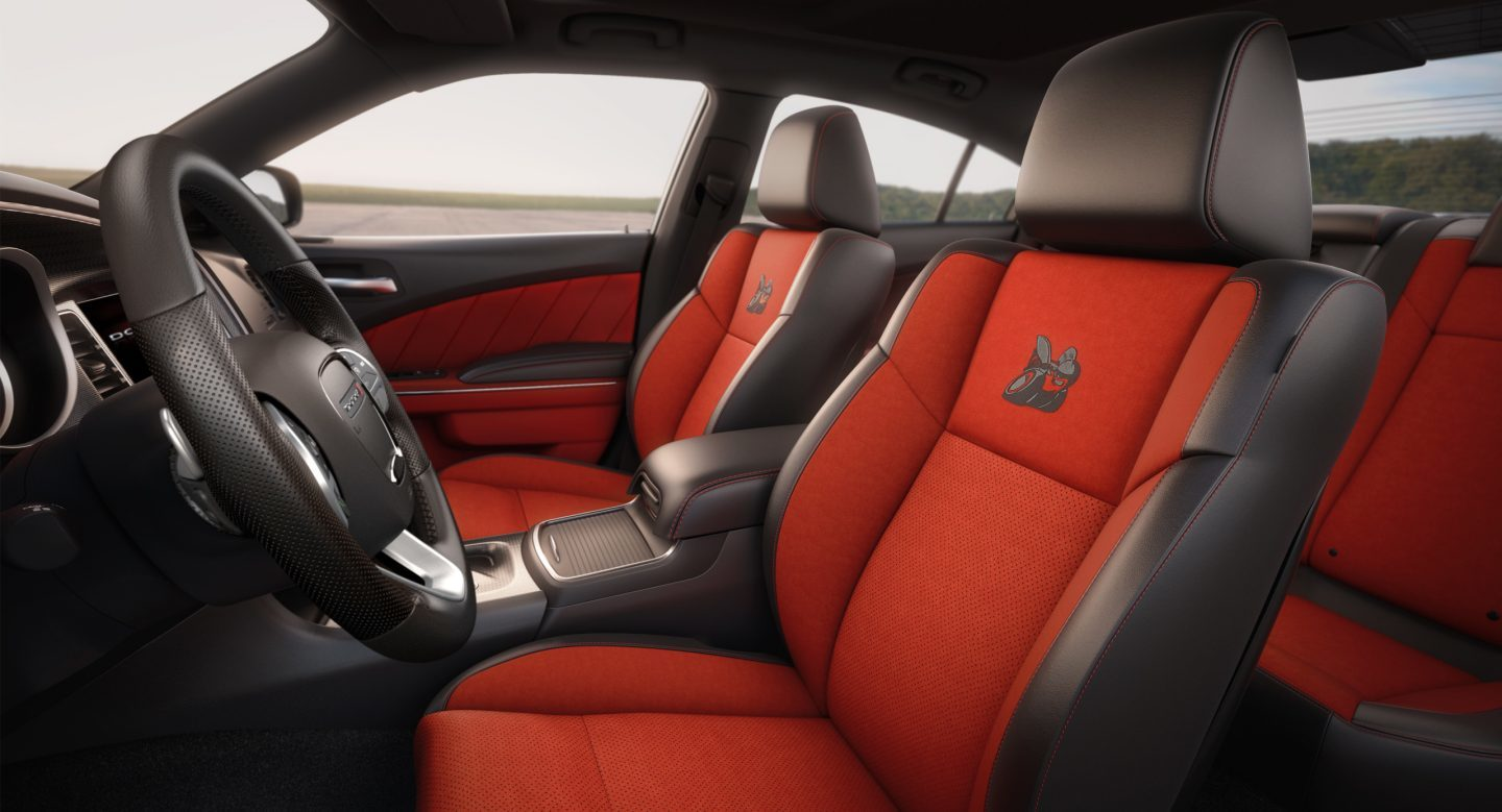 Beautiful New Dodge Charger Interior Features Good Looking