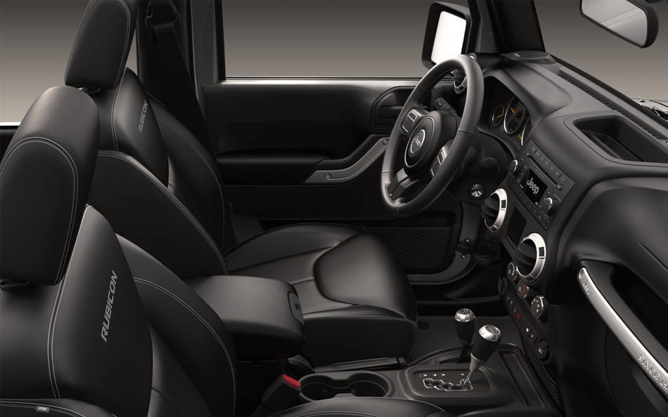 Iconic Capability Meets Plush Interior. Explore The Conveniences Of Jeep  Wrangler ...