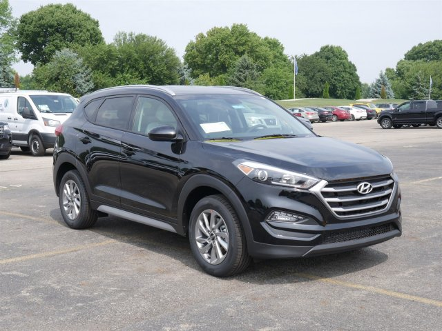 New 2018 Hyundai Tucson In Columbus Ohio