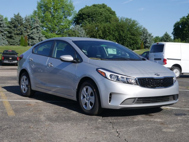 New 2018 Kia Forte In Columbus Ohio