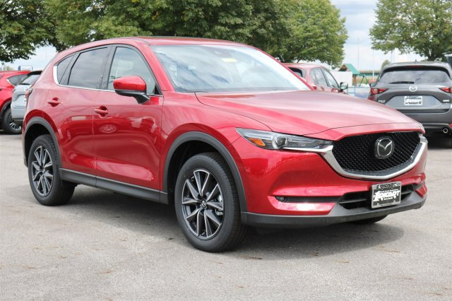 New 2017 Mazda CX 5 In Columbus Ohio