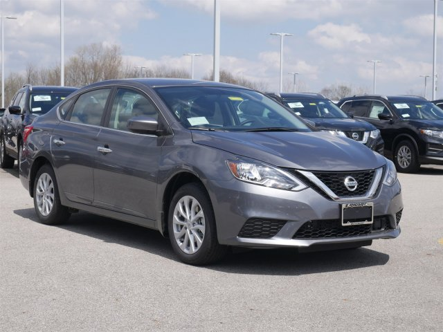 New 2018 Nissan Sentra In Columbus Ohio