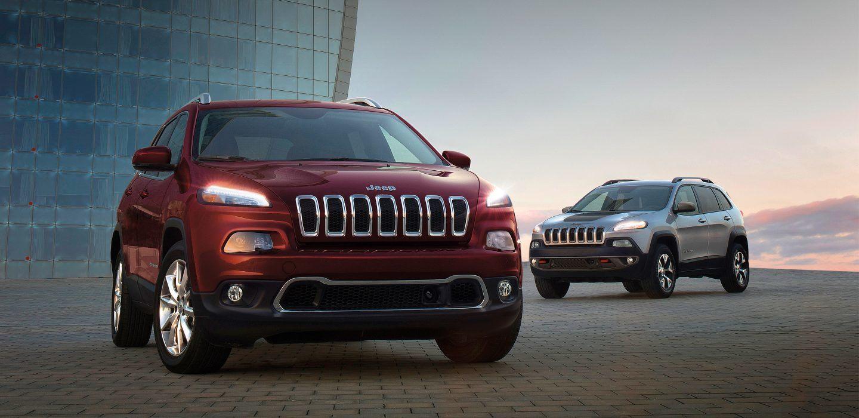 New 2018 Jeep Cherokee For Sale North Aurora IL