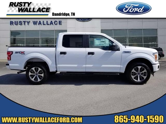 Rusty Wallace Ford >> Ford Truck Specials And Deals Dandridge Tn