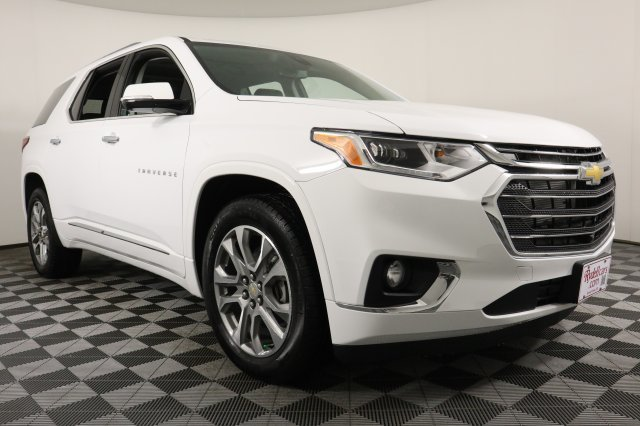 Chevrolet® Traverse Lease Offers & Prices - Grand Forks ND