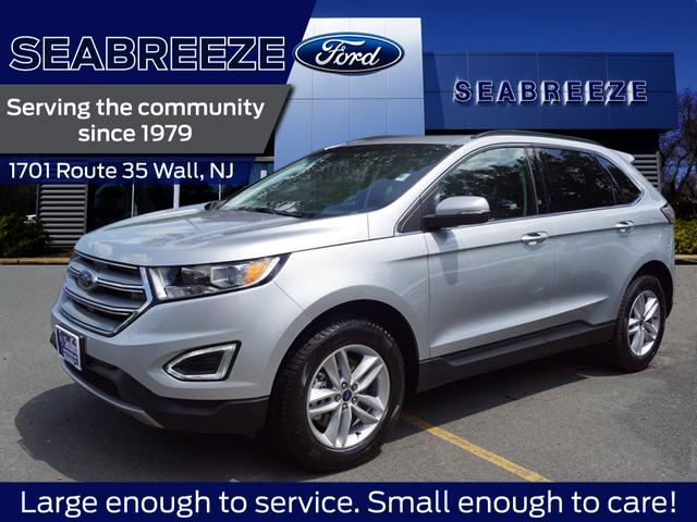 New  Ford Edge In Wall Township New Jersey