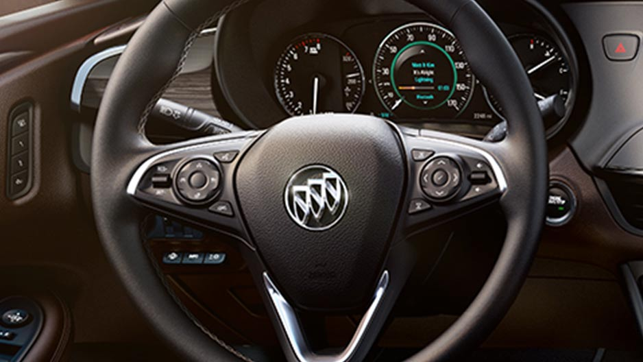 New Buick Envision Interior Image 2