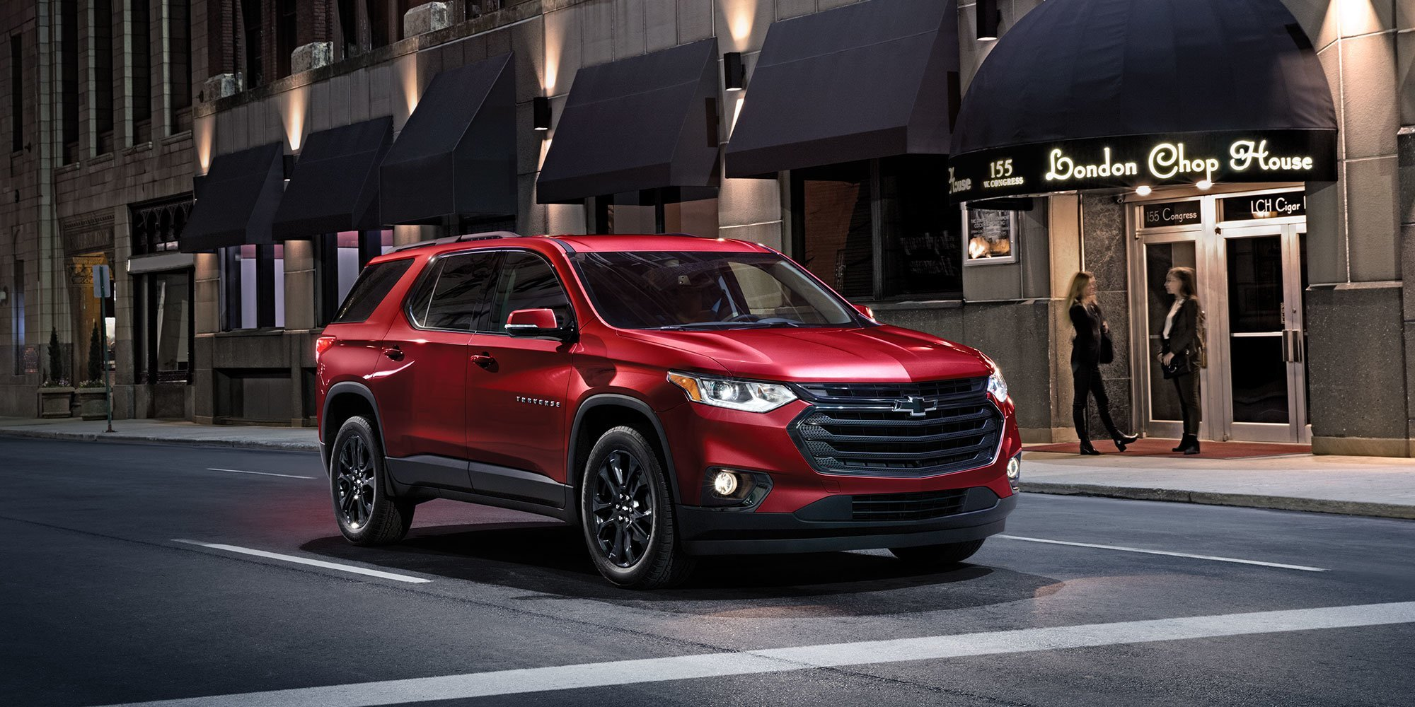 New Chevrolet Traverse For Sale Two Harbors Mn