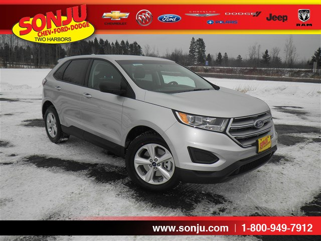 New  Ford Edge In Two Harbors Minnesota