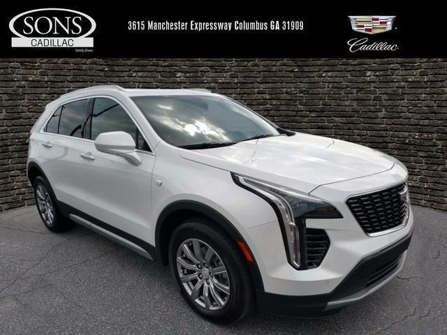 New Cadillac Xt4